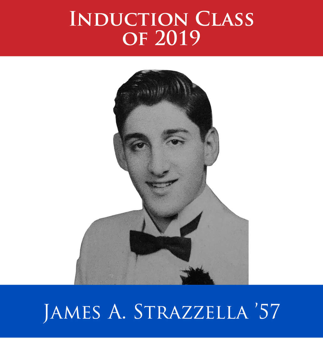 James A. Strazzella '57