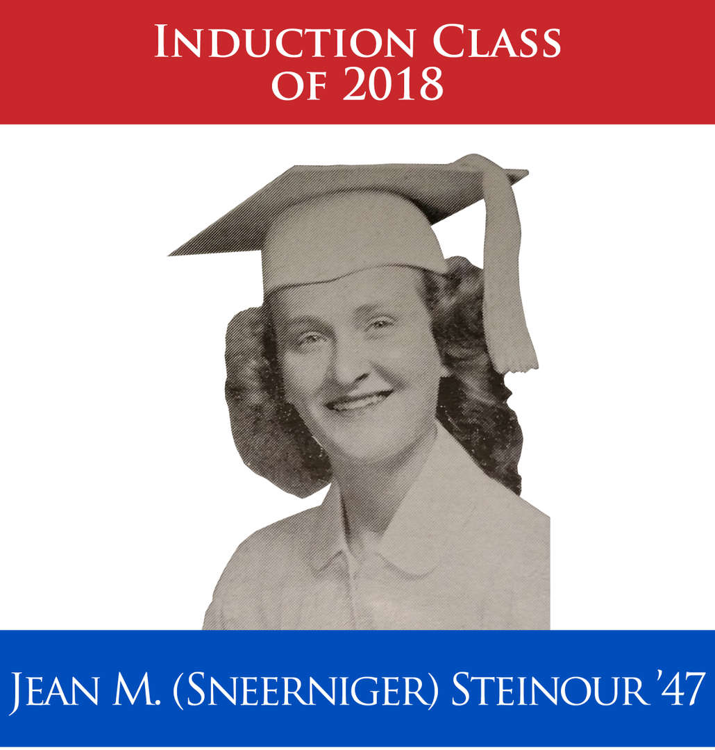Jean M. (Sneeringer) Steinour '47