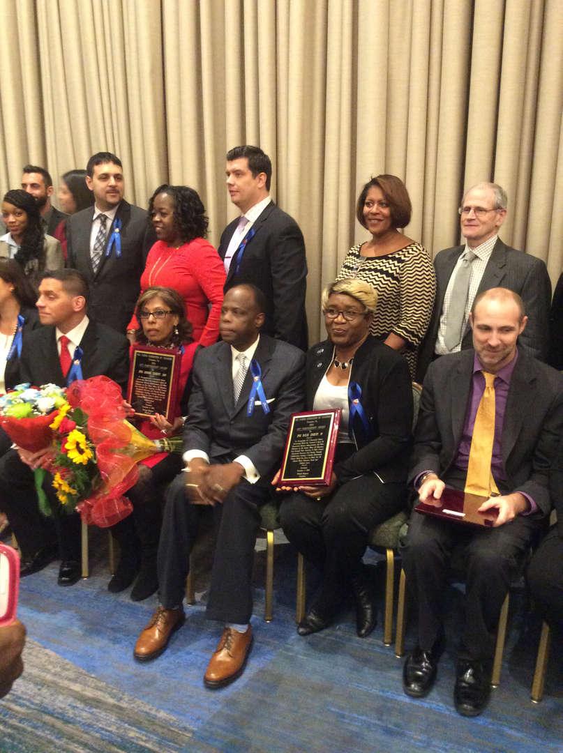 Principal Reception of UFT Collaboration Award