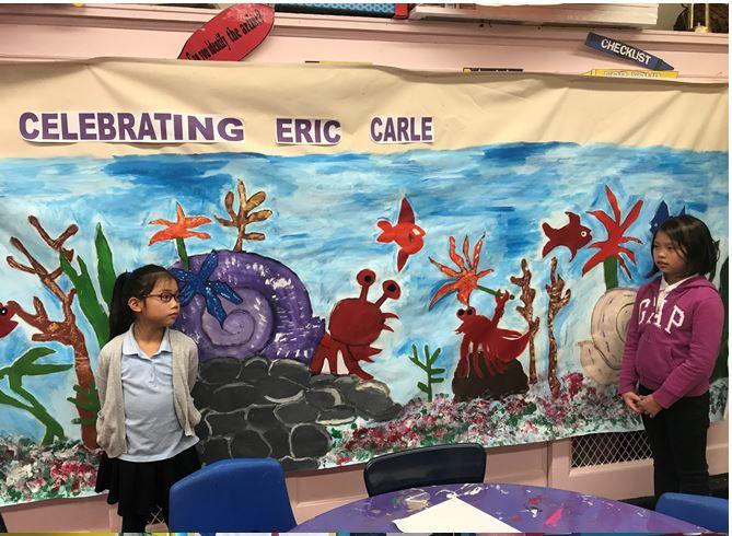 Celebrating Eric Carle