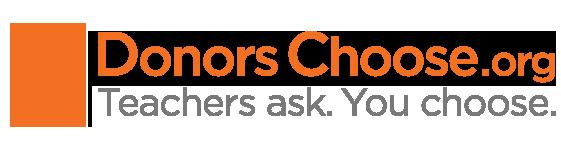 Donorschoose link