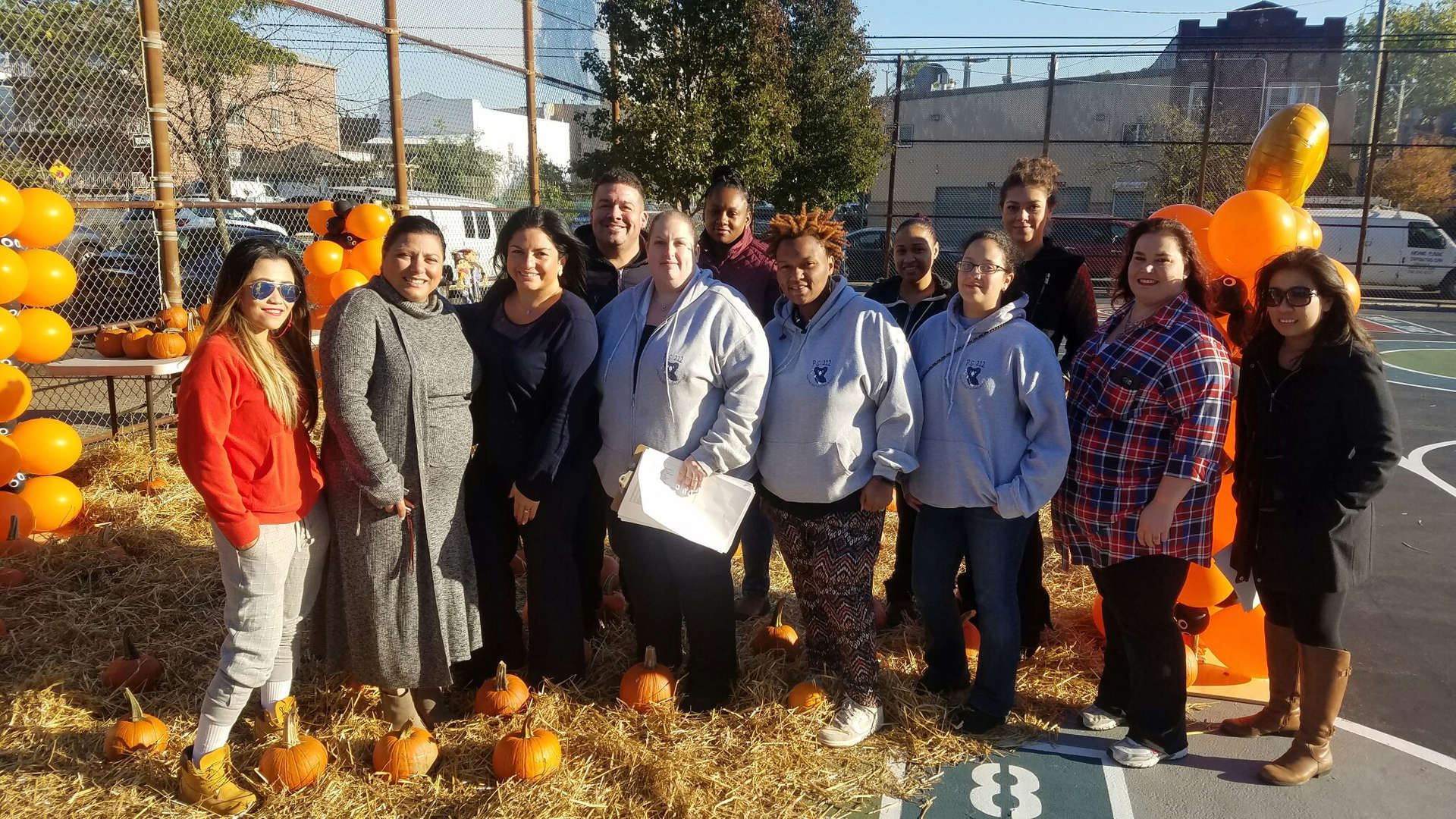 Pumpkin Patch with PTA
