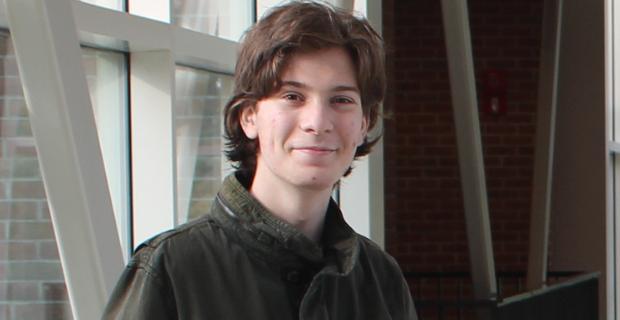 Jonathan Frantz, Valedictorian