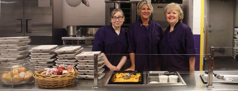 Increase Miller Elementary School's Food Service Staff