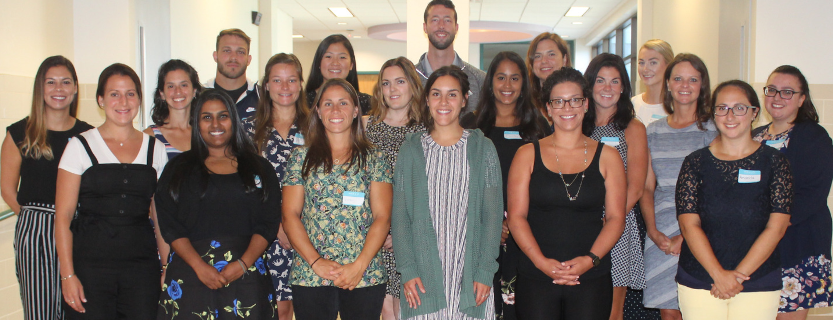 Welcome, new educators!