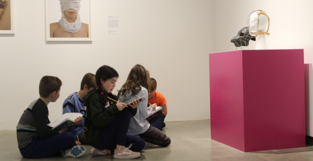 Thinking through the arts with Pamela Hart.
