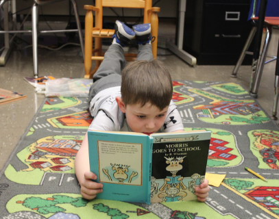 Stop, Drop, and Read at MPES
