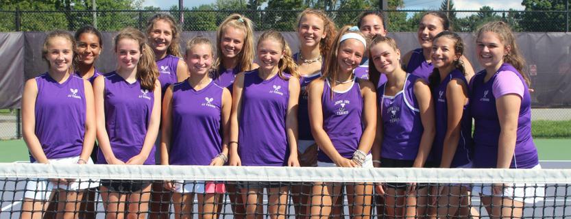 JV Tennis