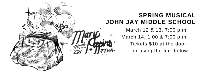 Mary Poppins at JJMS.