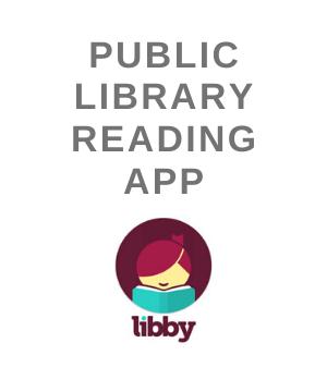 public library reading app