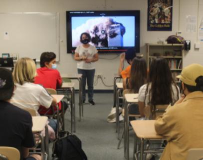 classroom conversation