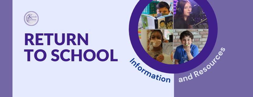 KLSD Return to School info and resources