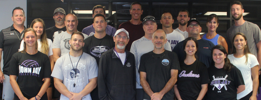 Meet the fall season's coaches.
