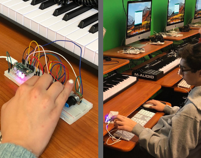 programming, circuit building, and music making