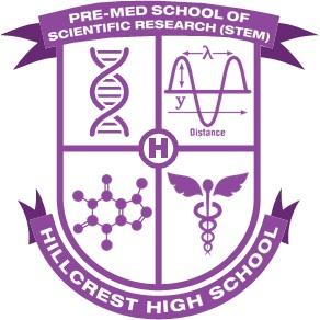 Pre-Med STEM Logo