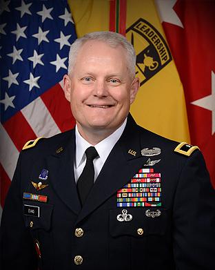 Major General John R. Evans, Jr.