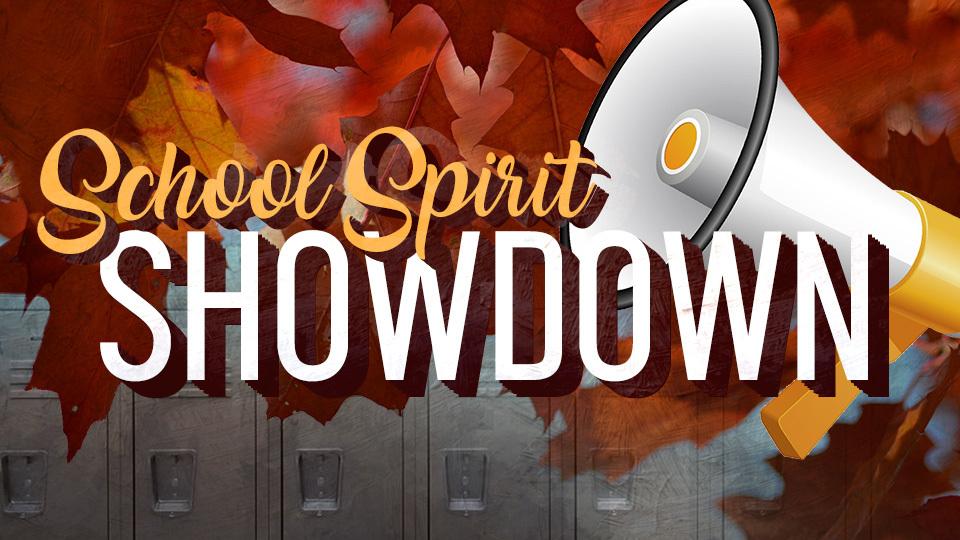 News 12 School Spirit Showdown logo.