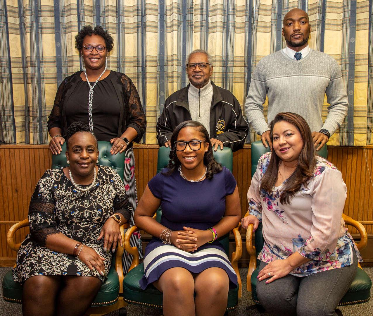 Board members 2019-2020