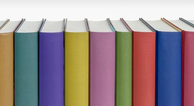 stock photo of books for illustration