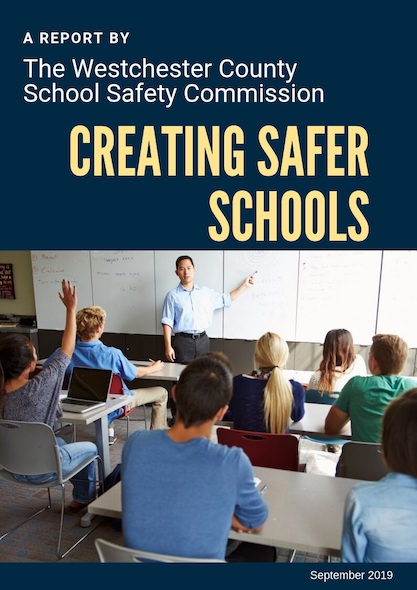 cover of safety commission report