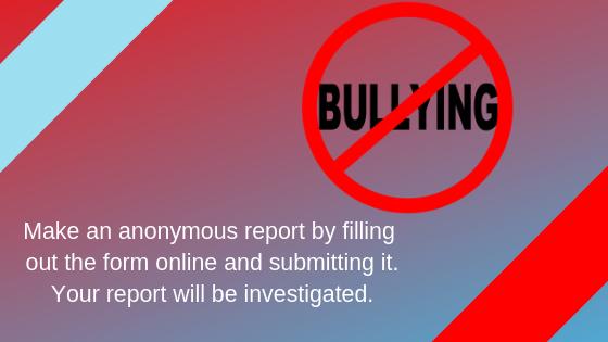 No bullying.