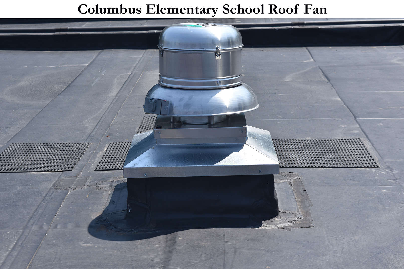 Columbus Roof fan