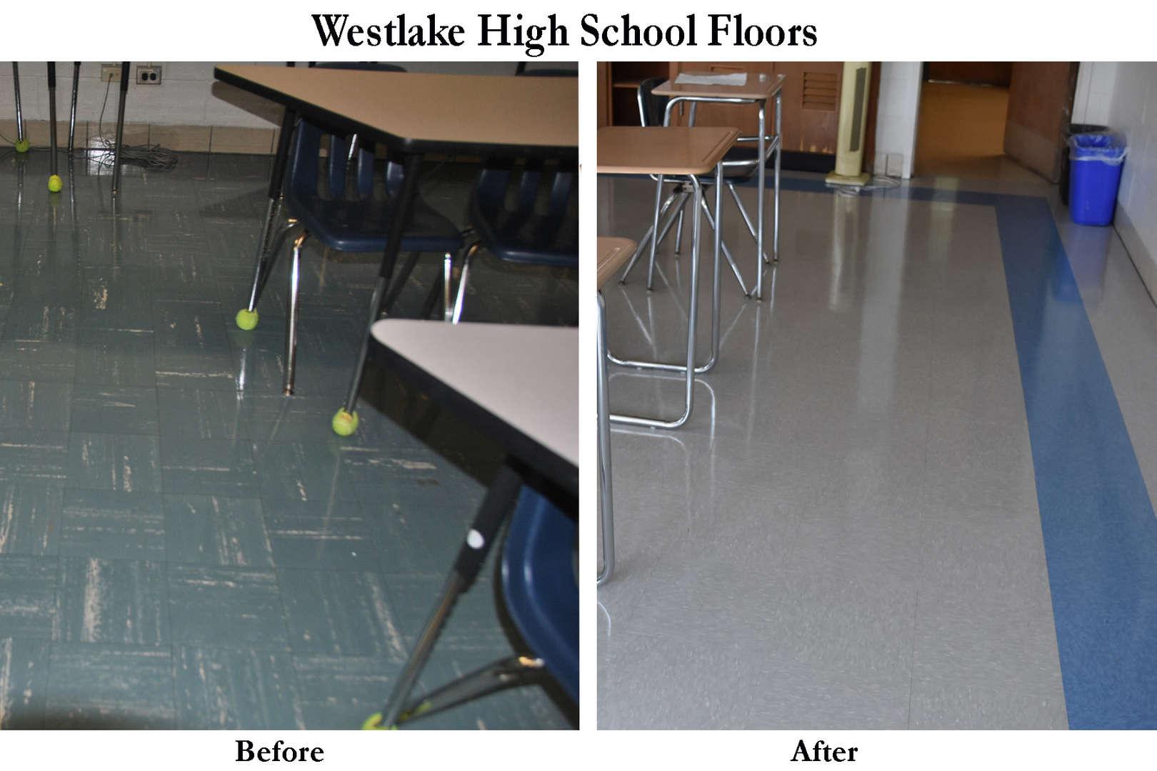 WHS floors