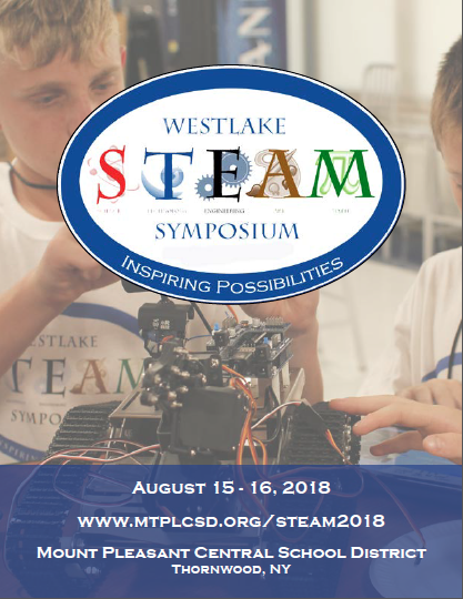 STEAM Brochure Front Cover