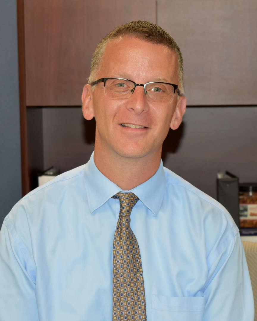 Superintendent Dr. Kurtis Kotes