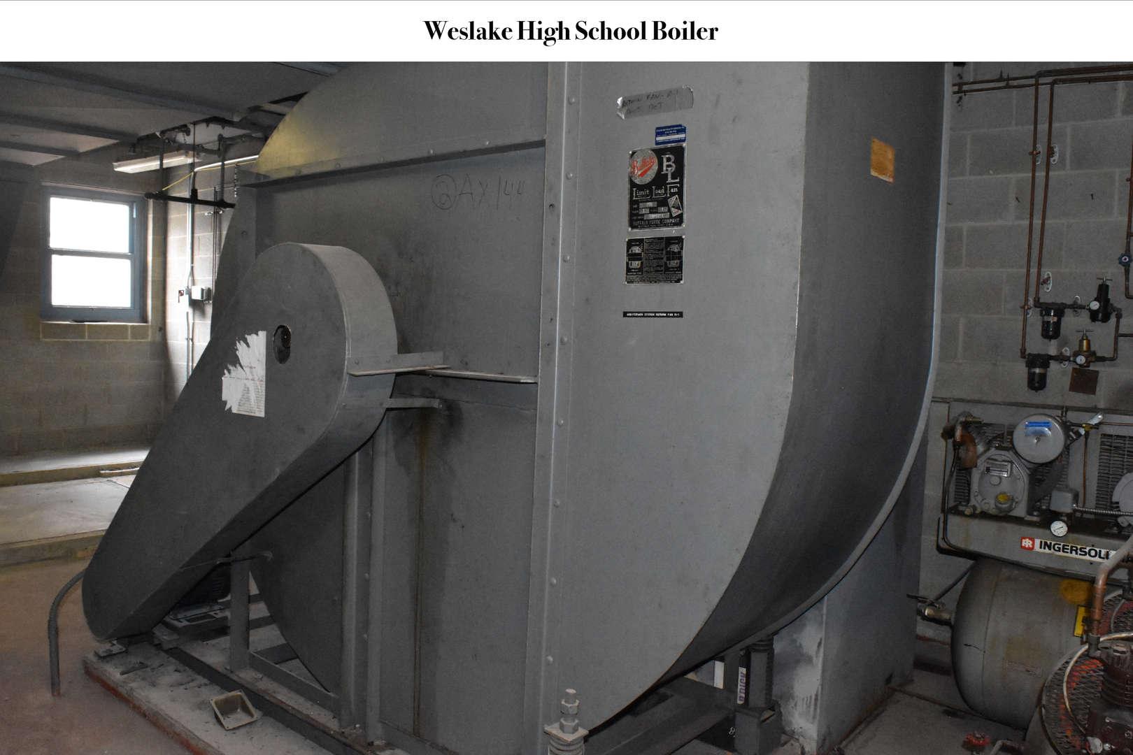 WHS Boiler Unit