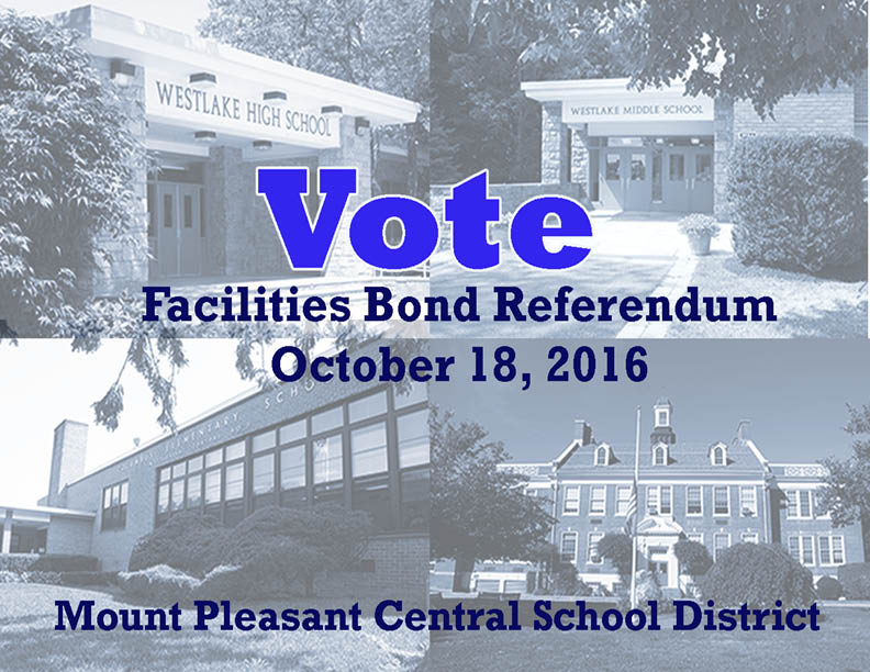 Vote: Facilities Bond Referendum Quick Fact Sheet