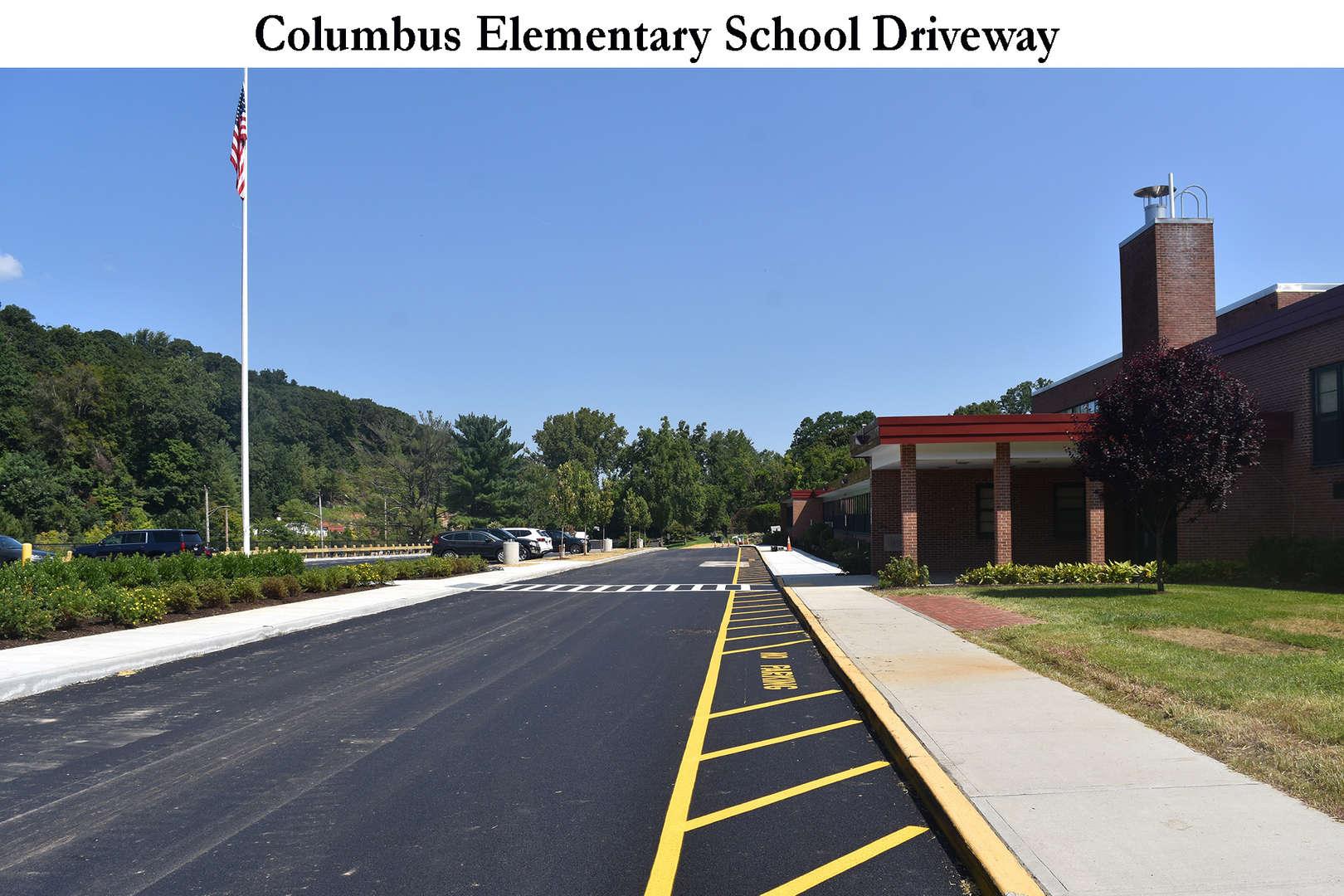 Columbus driveway
