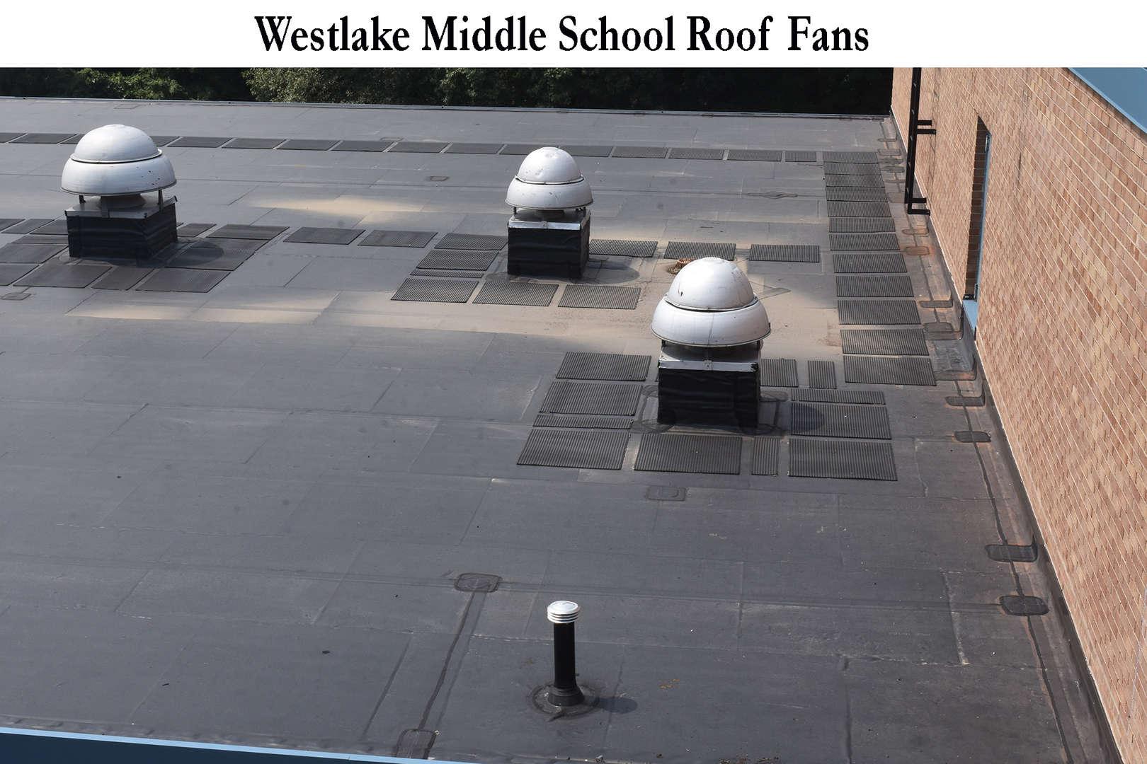 WMS Roof Fans