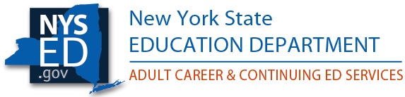 NYS Department of Education Logo