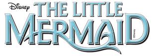 Fancy Little Mermaid Text