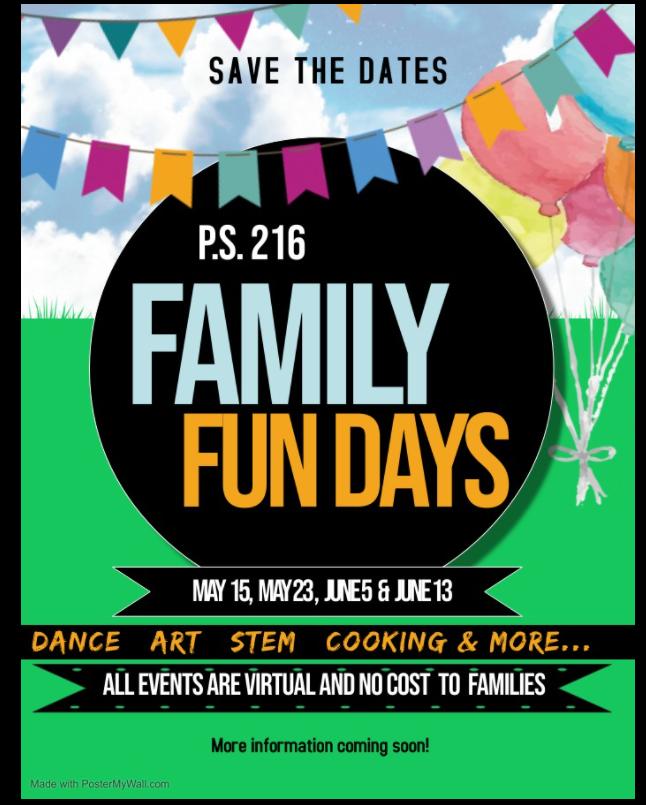 Family Fun Day Flyrer