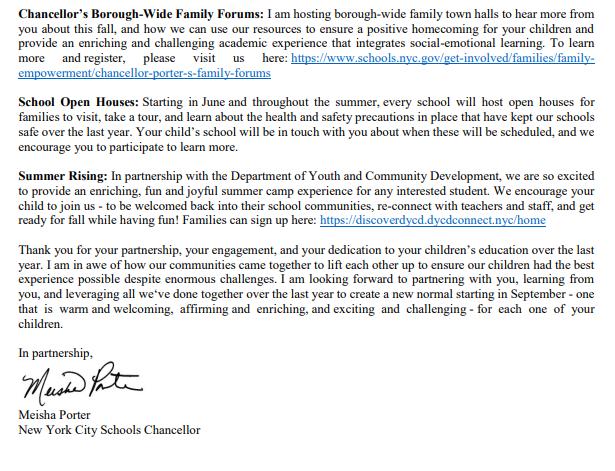 Chancellor Letter page 2