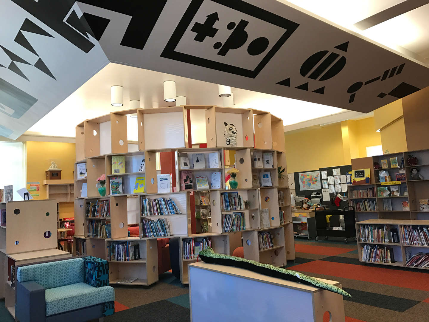Our Beautiful Library