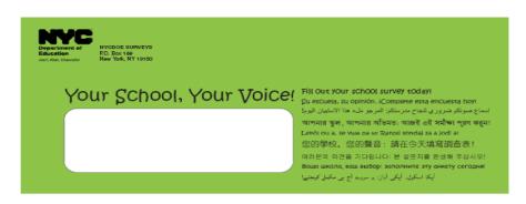 Green School Survey
