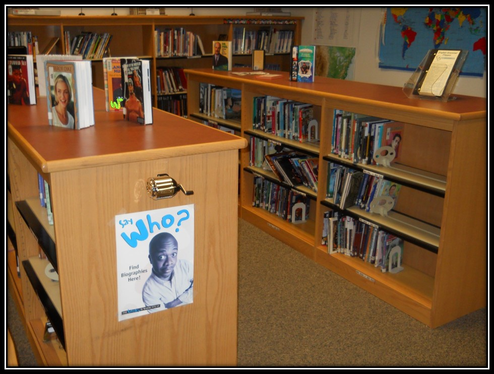 Check out our diverse collection of biographies.
