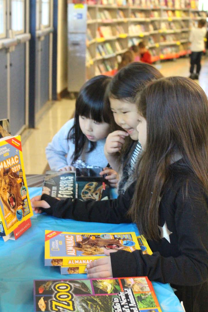 Cottle book fair
