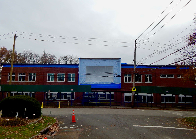 William E. Cottle School exterior