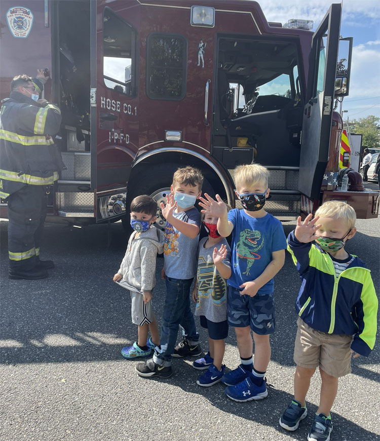 Fire Safety Day at FXH!