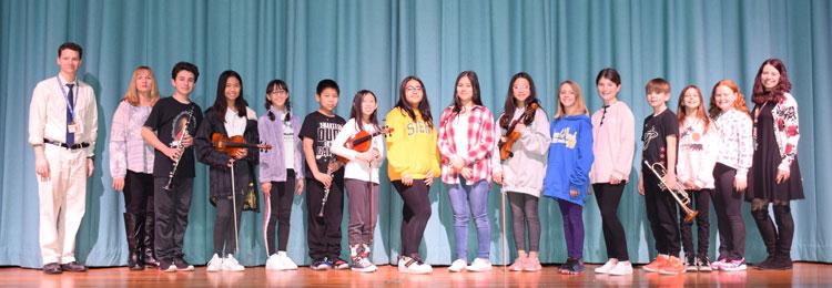 Island Park Musicians Advance to Prestigious Festivals