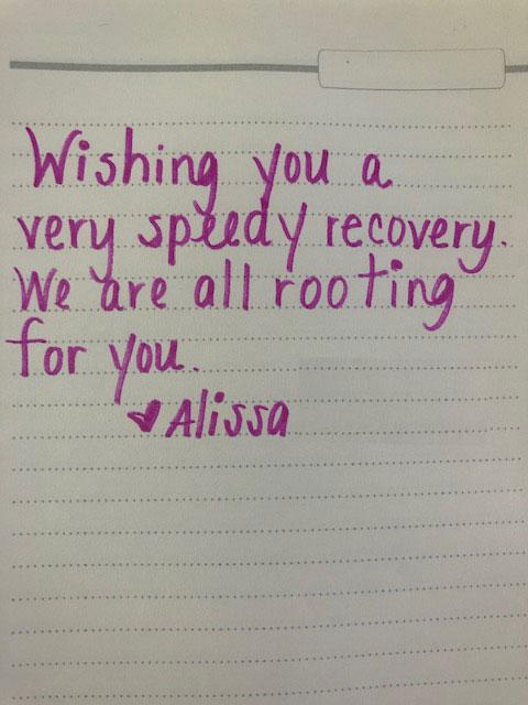 From Alissa