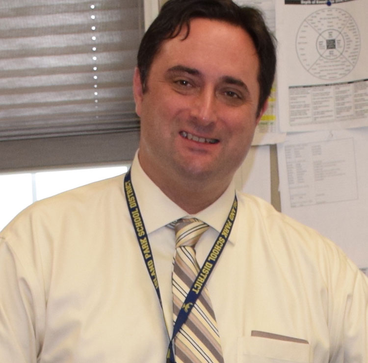 Island Park's Jacob Russum Named Director of Pupil Personnel Services