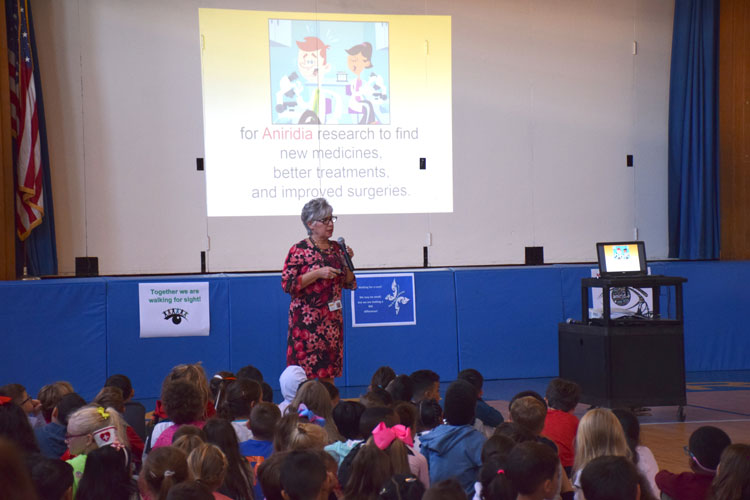 Island Park Students Learn About Differences
