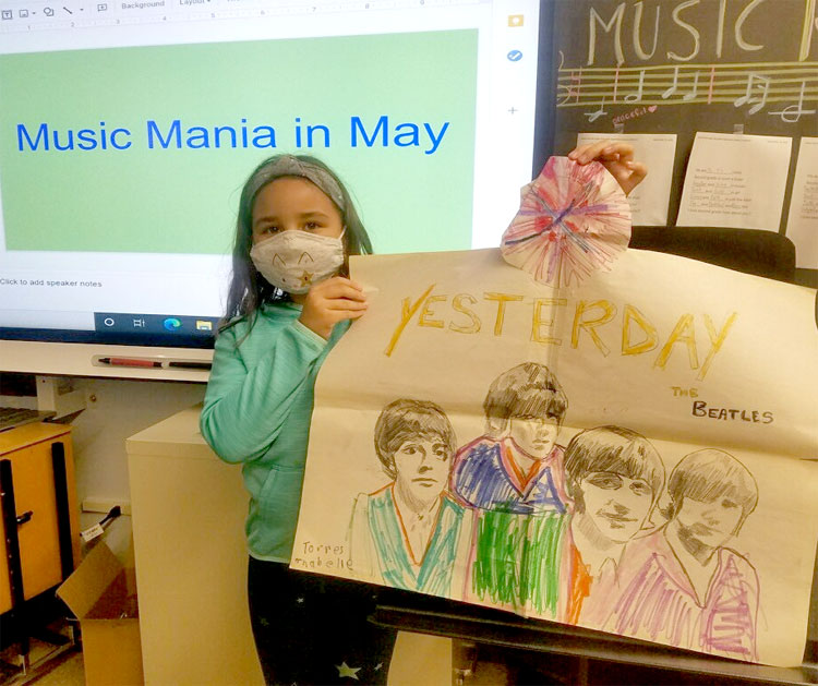 FXH celebrated Music Mania in May!