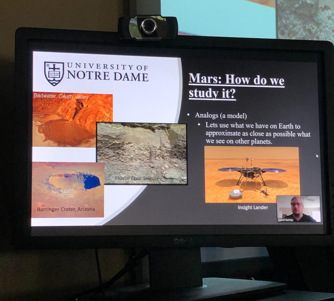 Mars: How do we study it?