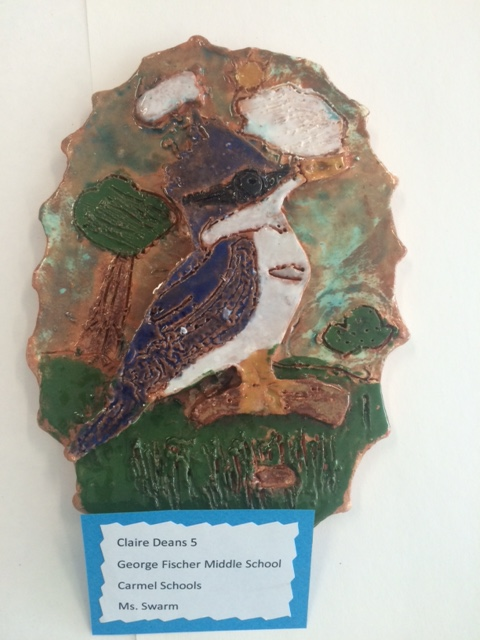 Great Swamp Student Art Work